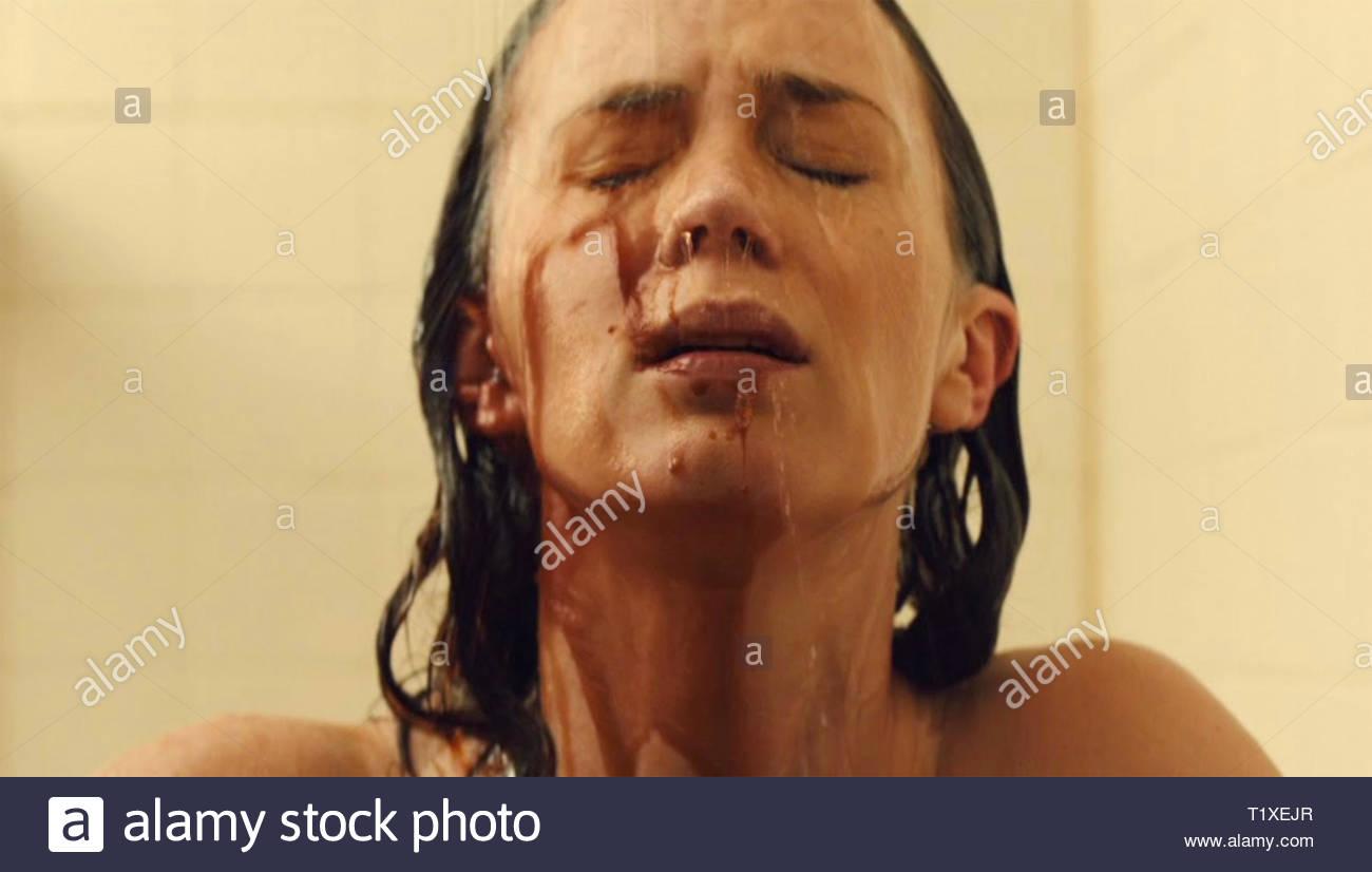 SICARIO 2015 Lionsgate film con Emily Blunt come agente FBI Kate Macer Immagini Stock