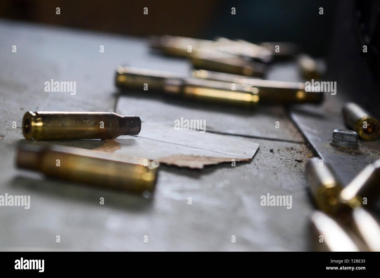 Lee EZ X EXP 30 CAL Medium ricarico Shooting Pistola Fucile AP