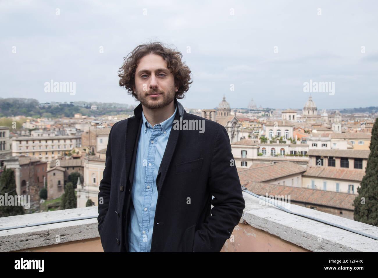 Jacopo Brogioni Sindaco Di Roma Virginia Raggi Ha Presentato