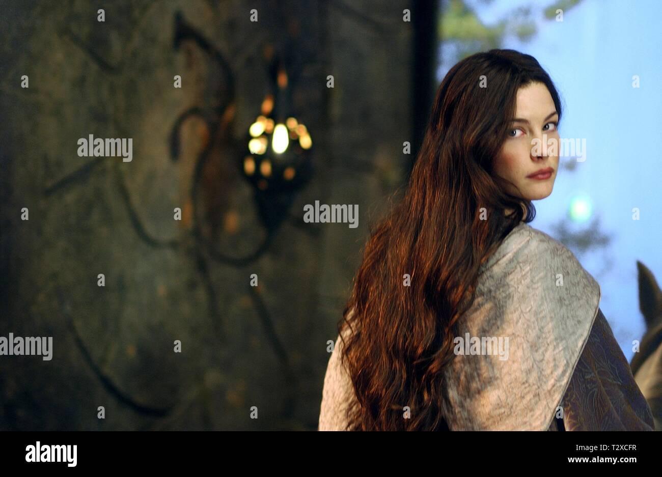 Liv Tyler Arwen Immagini Liv Tyler Arwen Fotos Stock Alamy