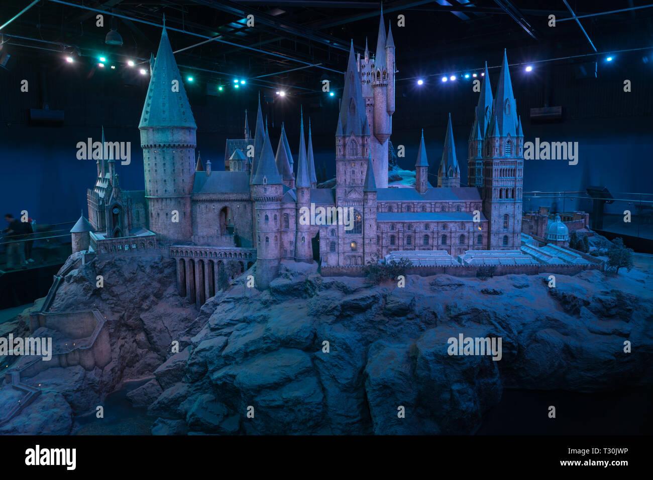 Warner Bros Tour Dello Studio Realizzazione Di Harry