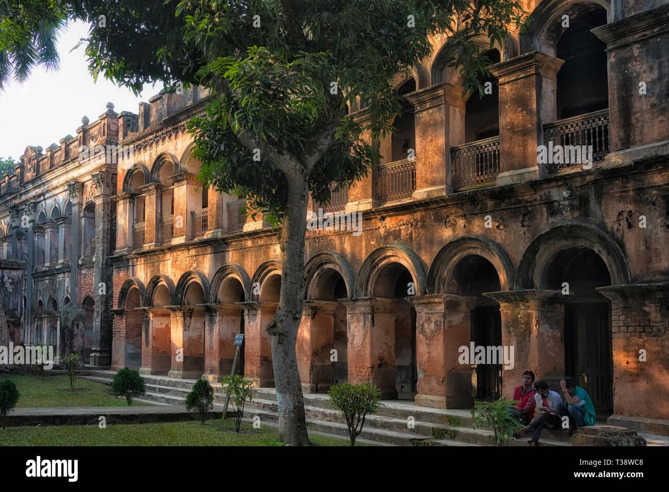 Palazzo Baliati, Divisione di Dhaka, Bangladesh Immagini Stock
