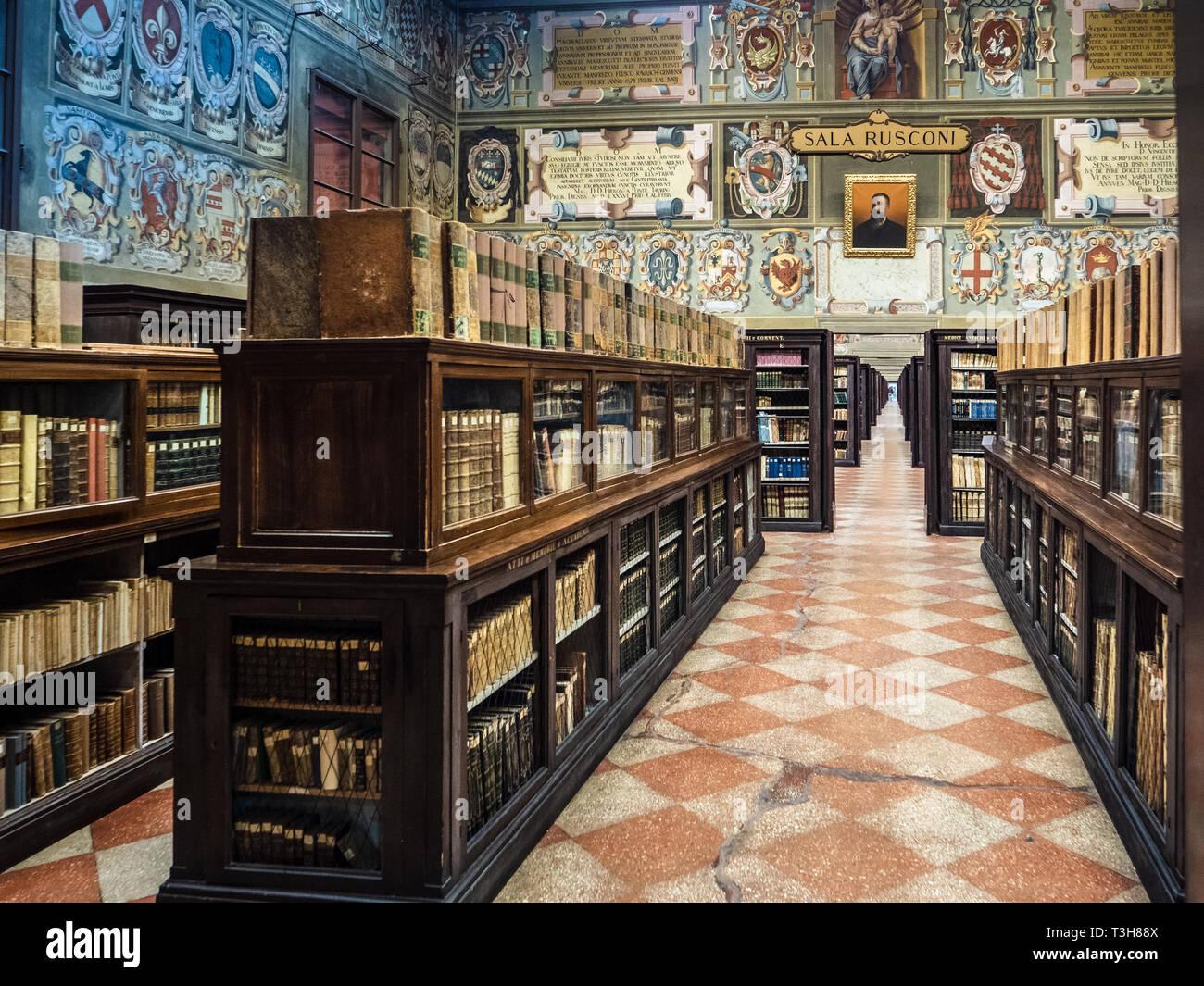 Archiginnasio Di Bologna Immagini e Fotos Stock - Alamy