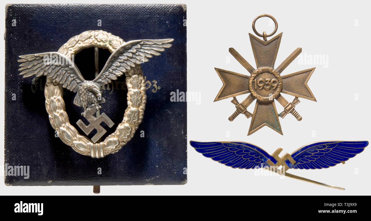 PWRR distintivo del Reggimento-bavero pin