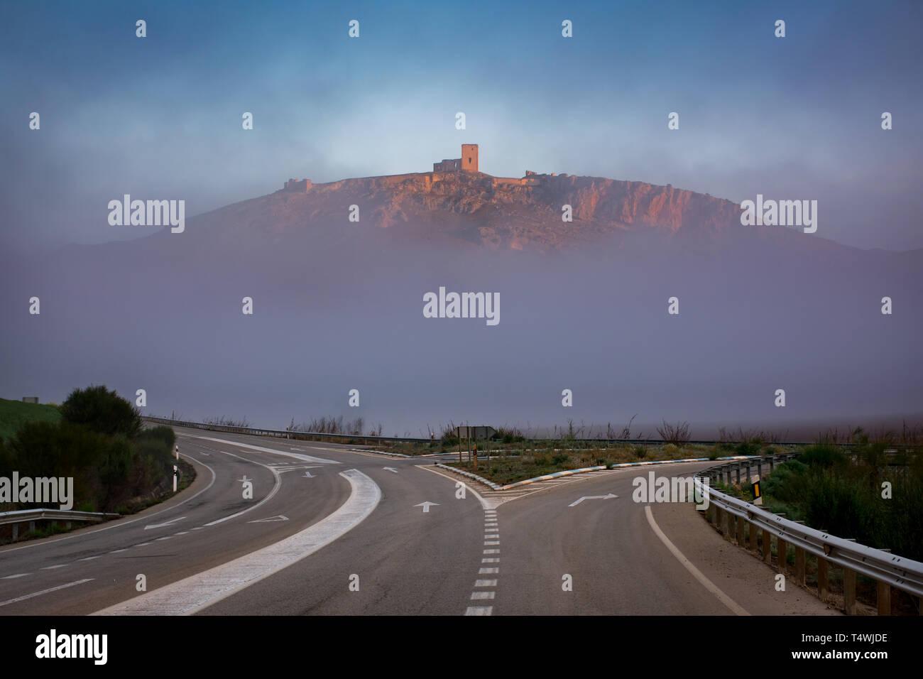 Paesaggi di Andalusia,Spagna. Immagini Stock
