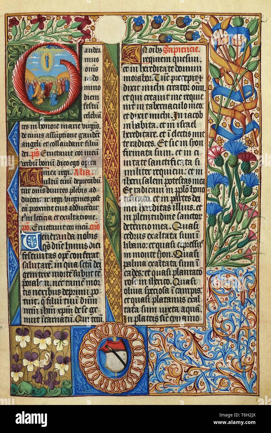 Risultati immagini per messale del castello di issogne