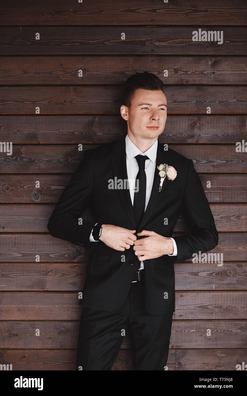 f3a5703bb0 Trendy Suit Immagini & Trendy Suit Fotos Stock - Alamy