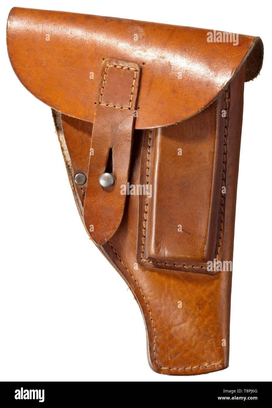 Reichel standard Cinturino Pelle Reck in pelle a mano 2 fori con fibbia