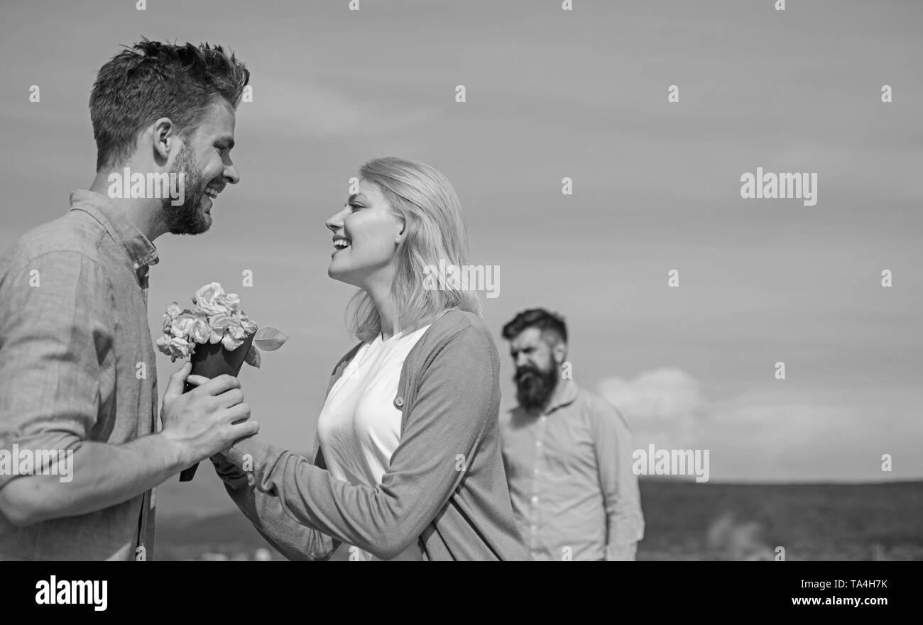 datazione di un giovane uomo divorziato