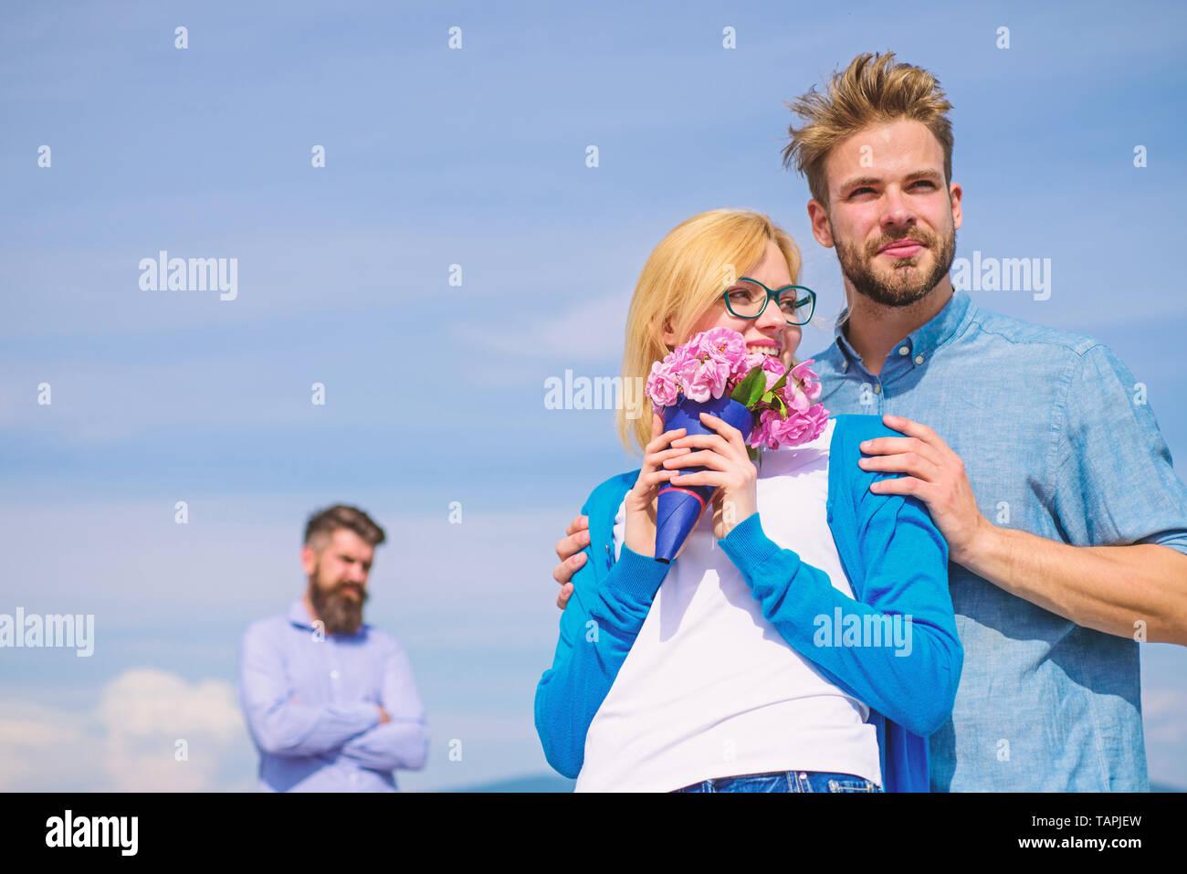 Datazione un uomo con pazzo ex moglie