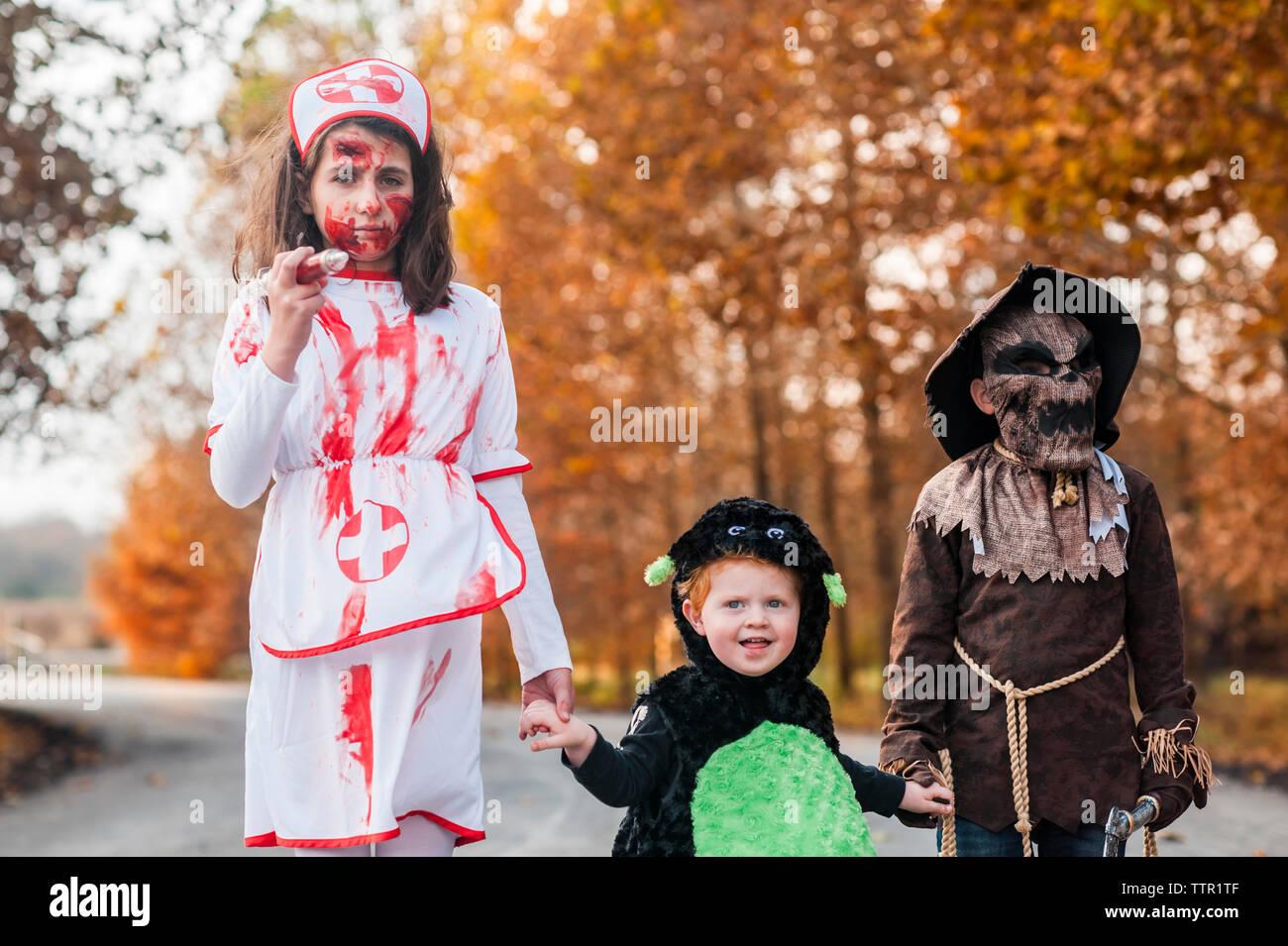 Ragazzi Costume Di Halloween Zucca Spaventosa Kids