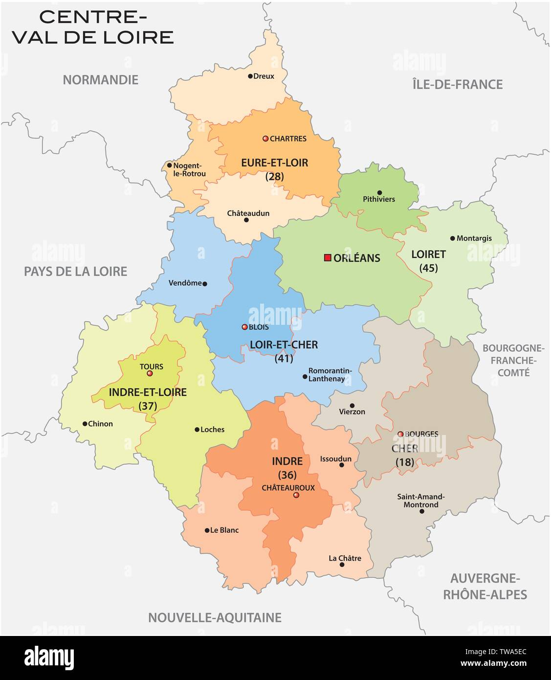 Cartina Francia Vuota.Outline Map France Immagini Outline Map France Fotos Stock