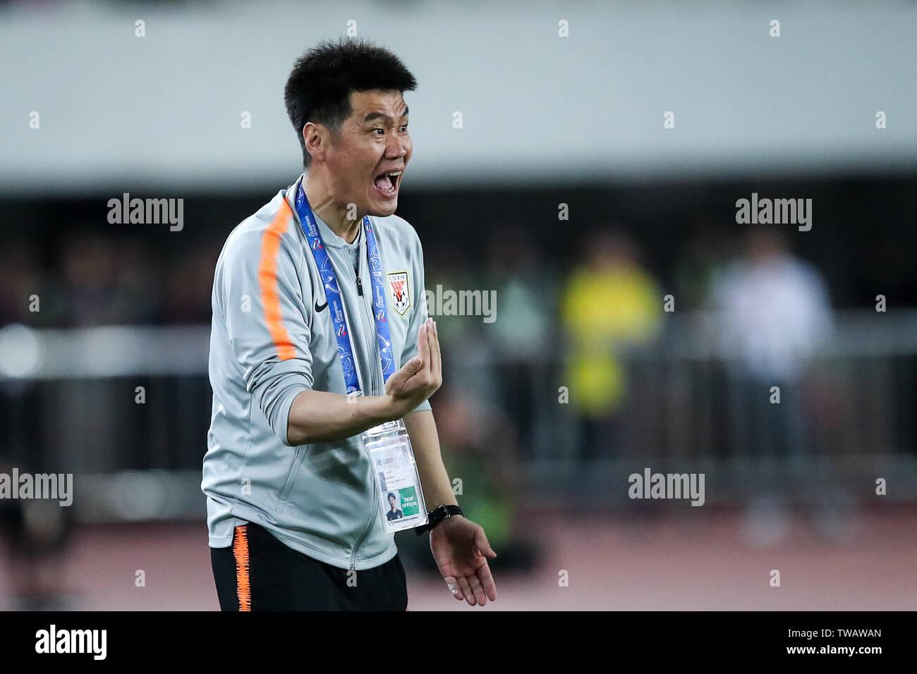 FEI Chang WAN Mei incontri Show concorrenti