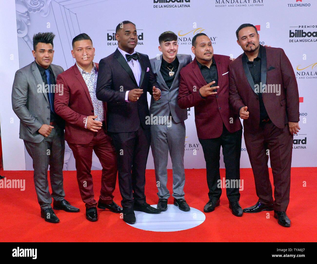 T3R Elemento assiste la XXVI edizione Billboard Latin Music Awards al Mandalay Bay Events Centre di Las Vegas, Nevada, il 25 aprile 2019. Foto di Jim Ruymen/UPI Immagini Stock