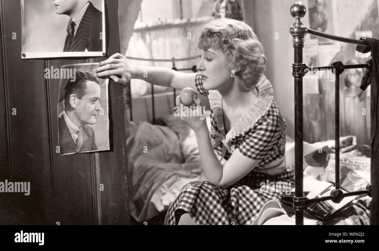 BRITANNIA DI BILLINGSGATE 1933 GBD film con Kay Hammond Immagini Stock