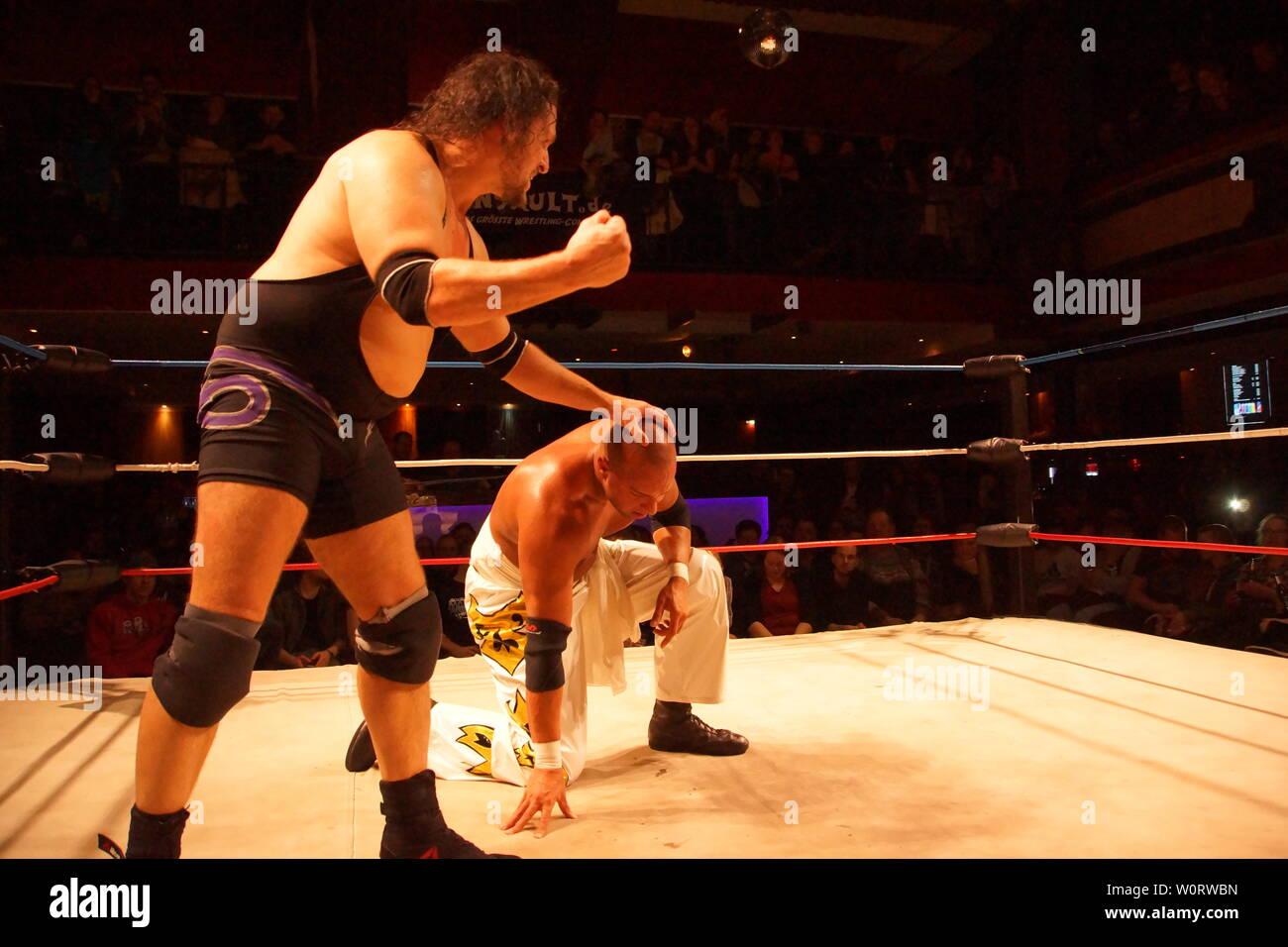 TNA lottatori datazione