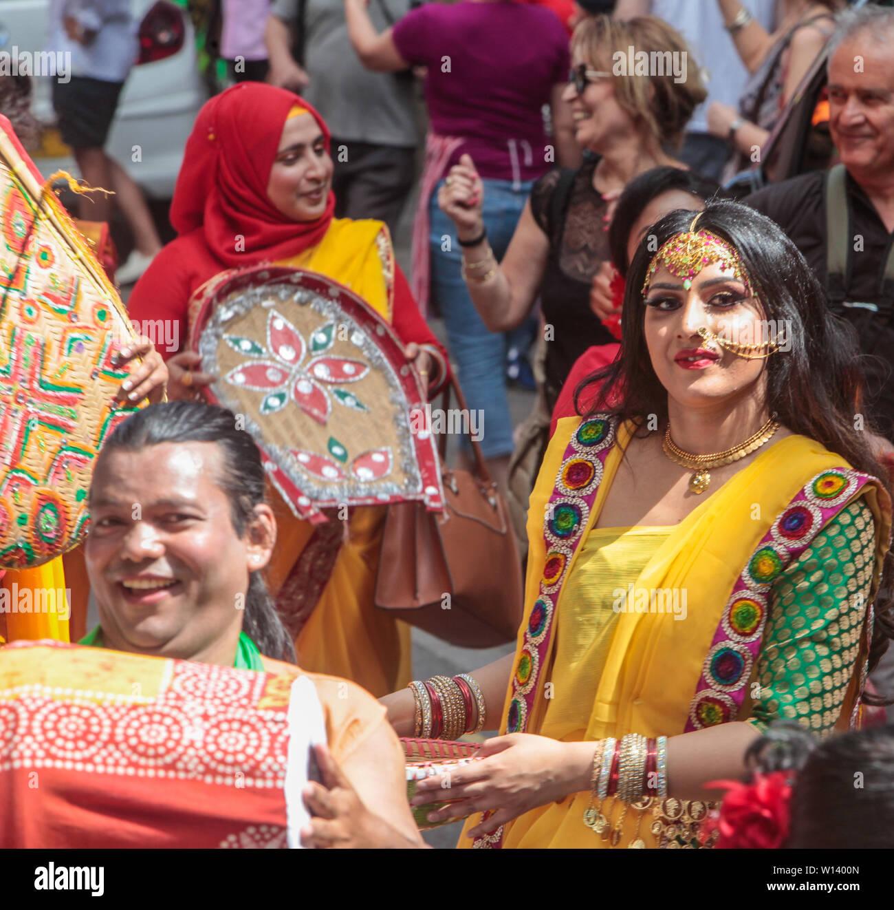 Bengali Girls Immagini & Bengali Girls Fotos Stock Alamy