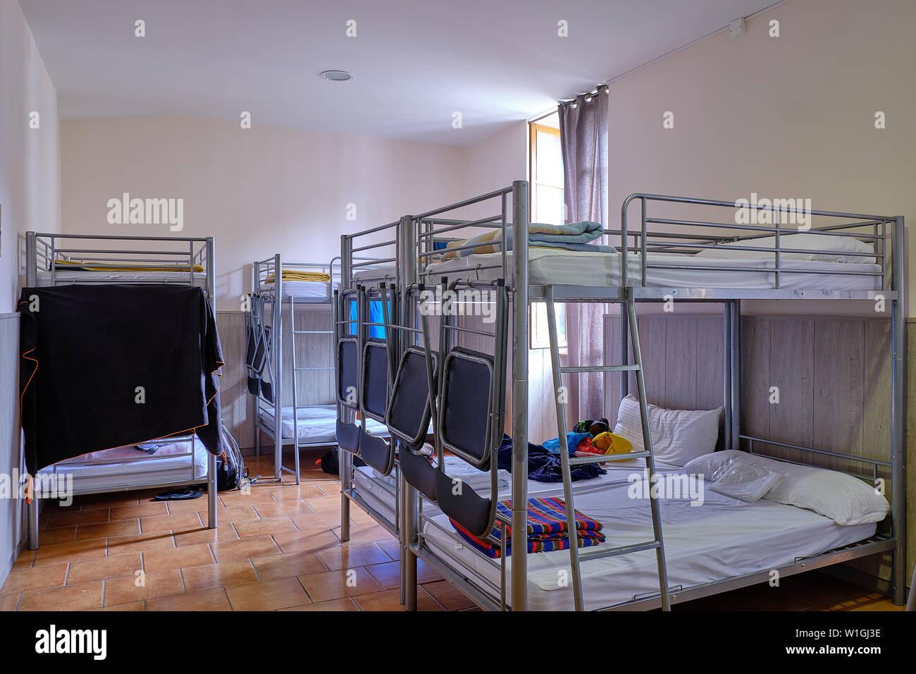 Letti A Castello Per Ostelli.Bunk Hostel Immagini Bunk Hostel Fotos Stock Alamy