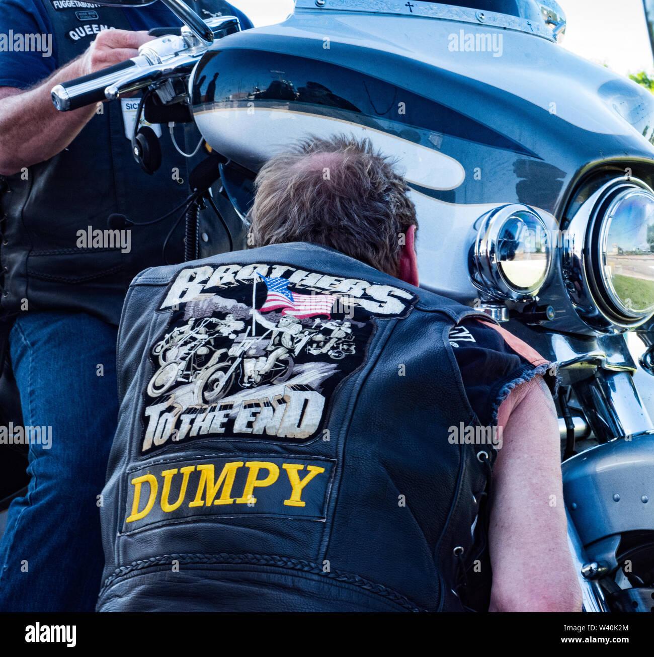 Since 1988 Biker Patch ricamate anno MC moto rocker tonaca Club numero dal