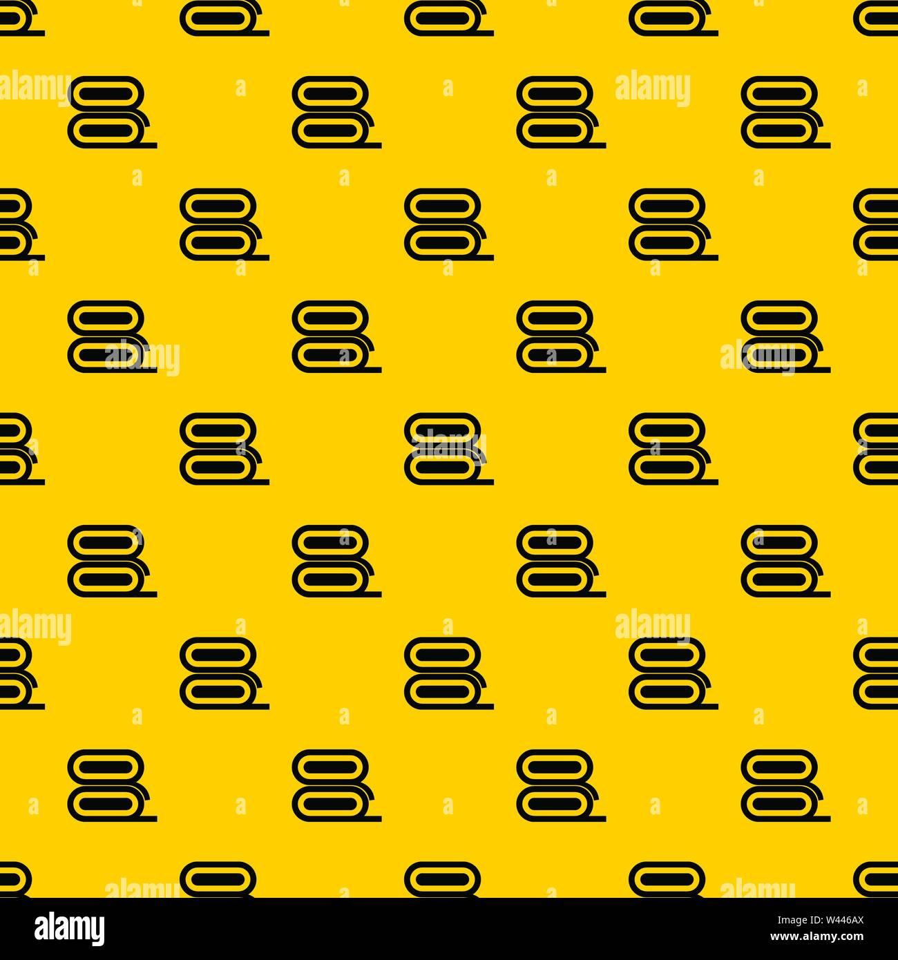 Tessuto vettore di pattern Immagini Stock