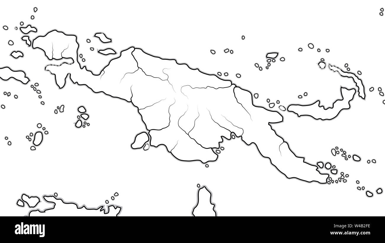 Cartina Muta Dell Oceania.Mappa Oceania Immagini E Fotos Stock Alamy