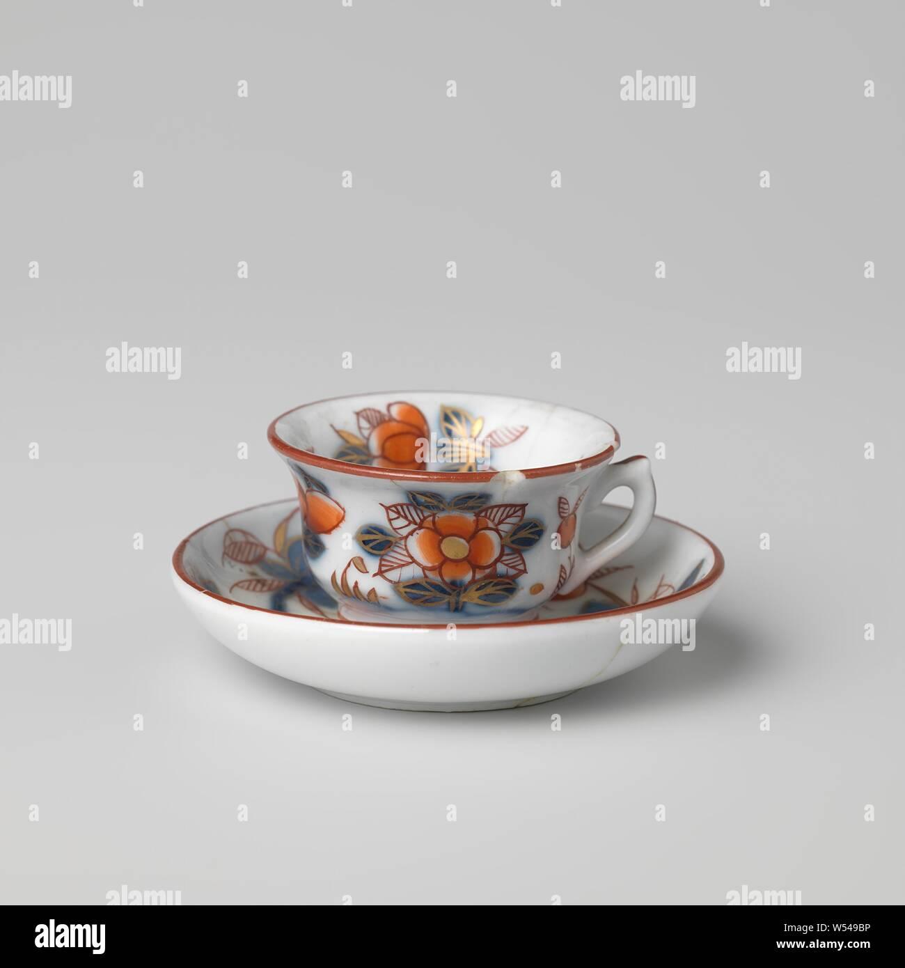 Stella da tavola LOTOS fioritura 6 x TAZZA CON MANICO BIANCO tazza da caffè tazza manico NUOVO