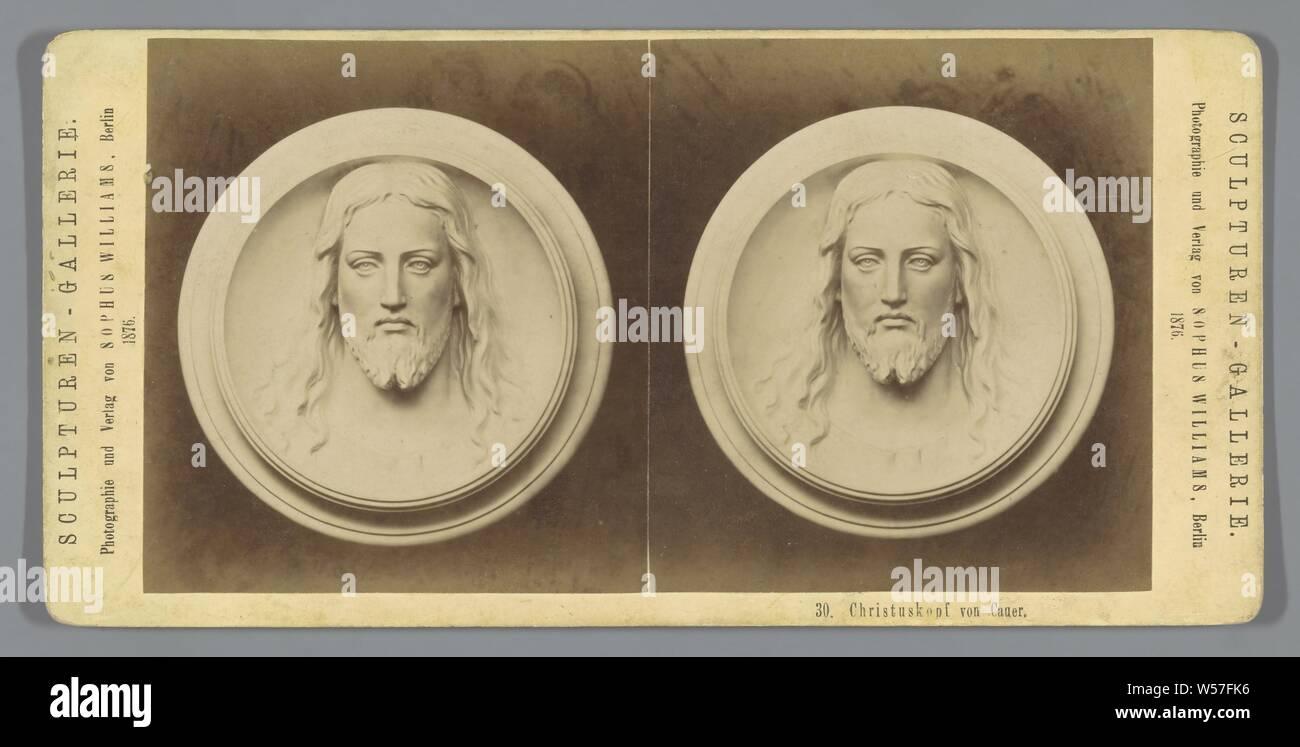 Il principe Otto von Bismarck il cancelliere tedesco gesso Busto Nuovo Bella Decorazione
