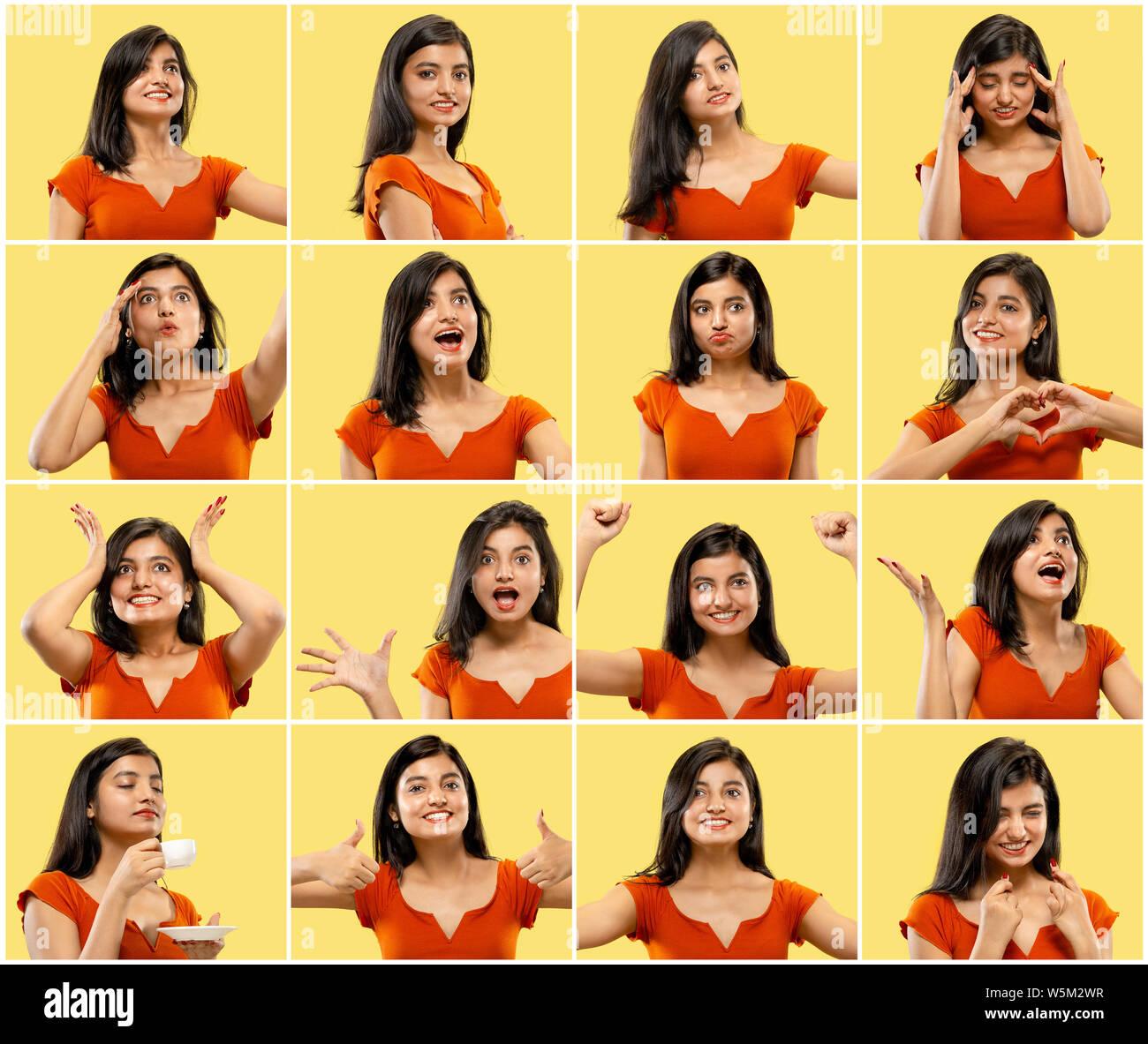 Indian Collage Girl Immagini e Fotos Stock Alamy