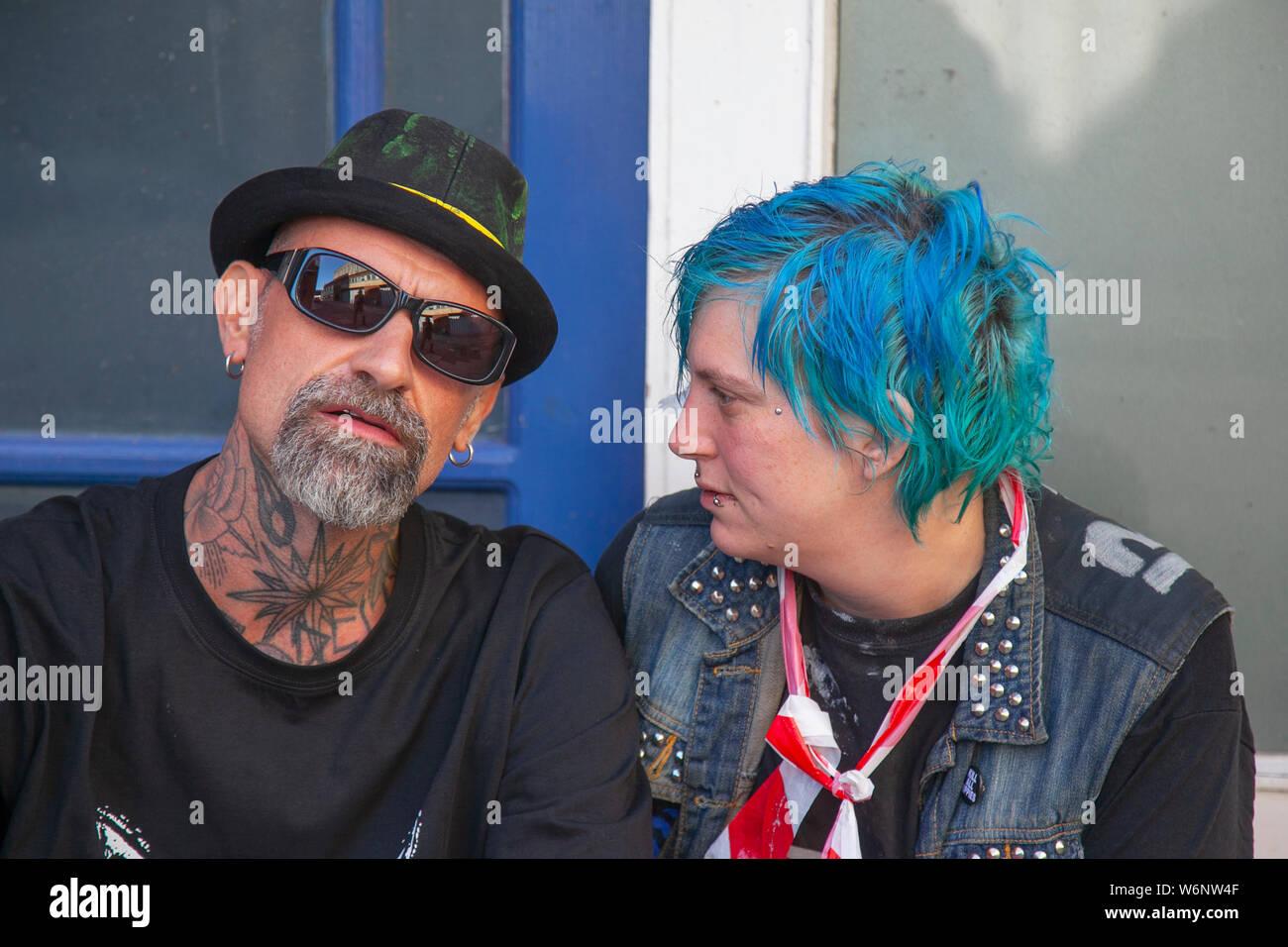 siti alternativi di incontri punk