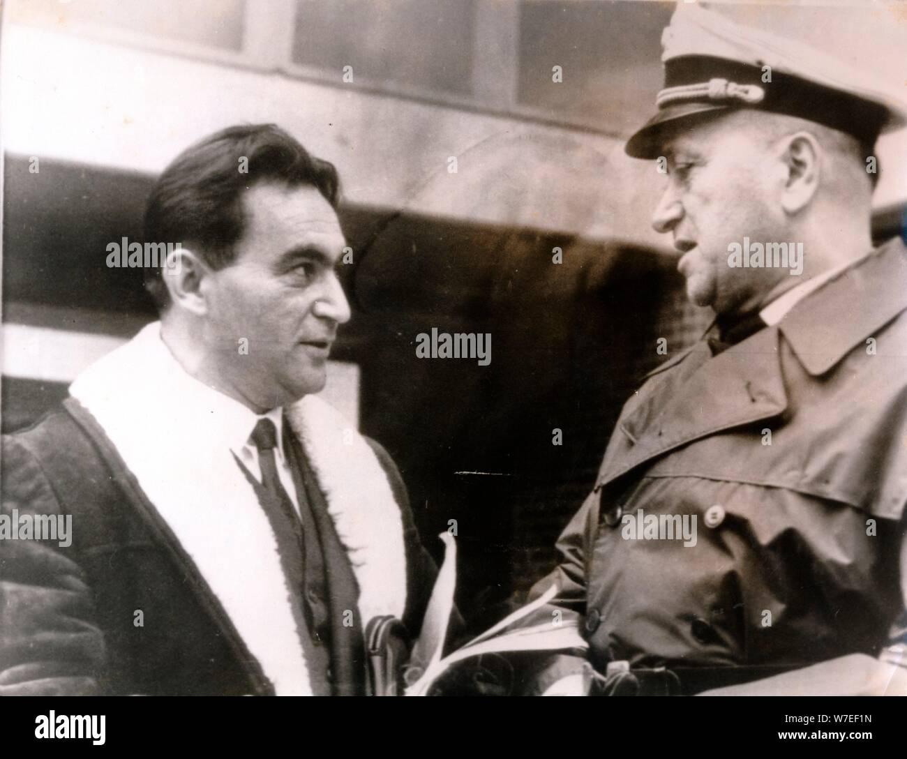 Cappotto Militare Tedesco Immagini e Fotos Stock Alamy