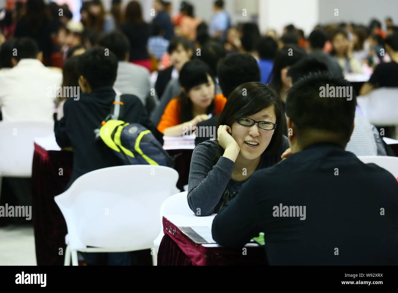 Cina matchmaking spettacolo 2013
