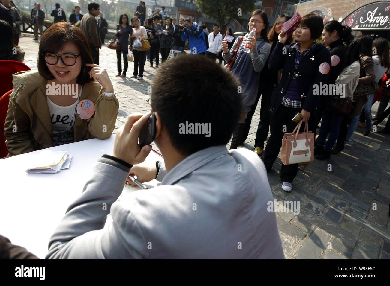 Velocità datazione Shanghai 2014