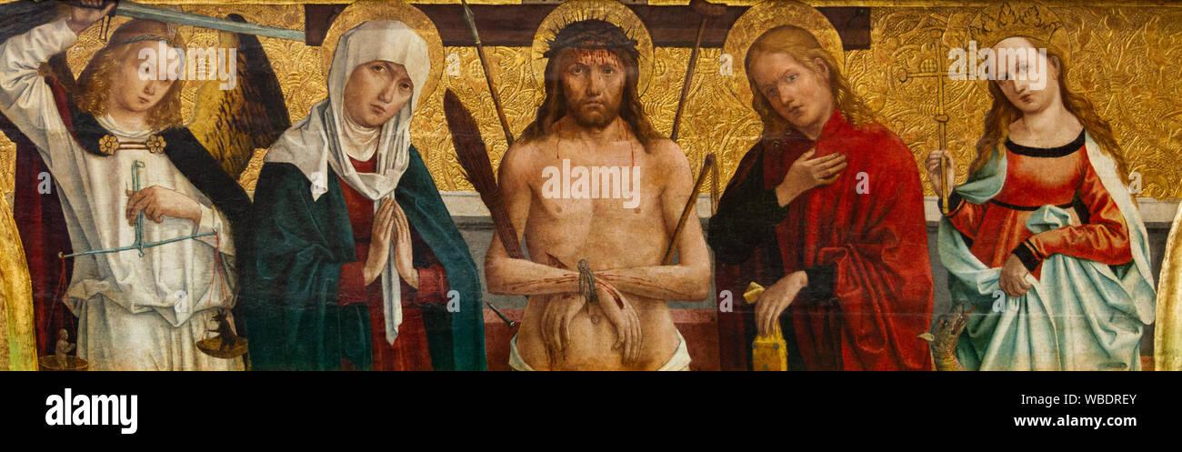 Mary Jesus Cross Crucifixion Immagini E Fotos Stock Alamy