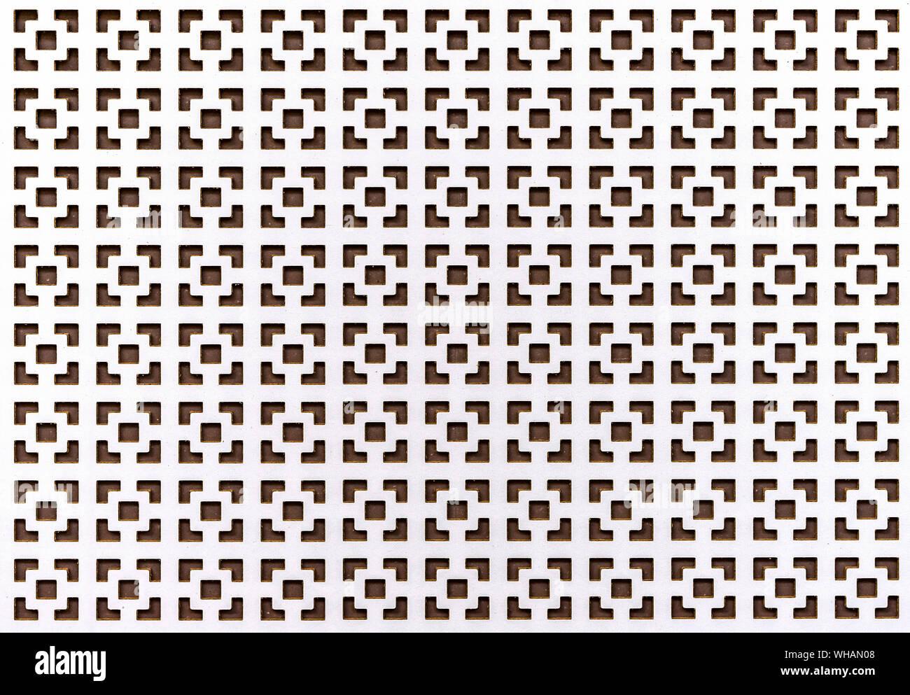 Pannelli Fibra Di Legno sfondo di cartone. pannello decorativo di cartone. traliccio