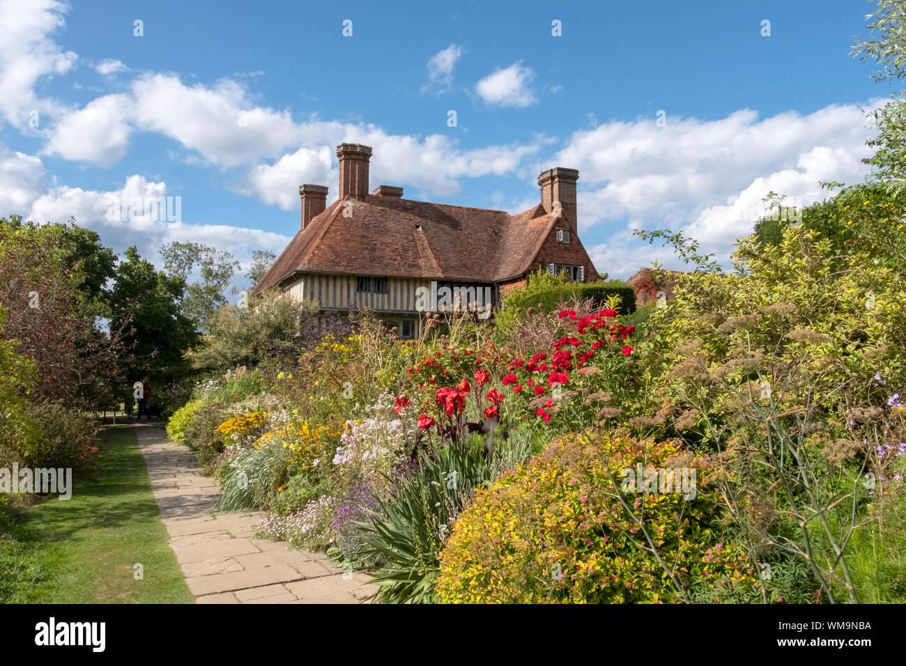 Architetto Di Giardini great dixter giardino e casa, la casa del celebrato