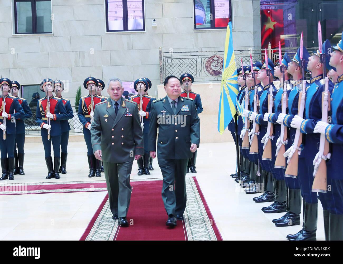 Ufficiale militare russo immagine stock. Immagine di