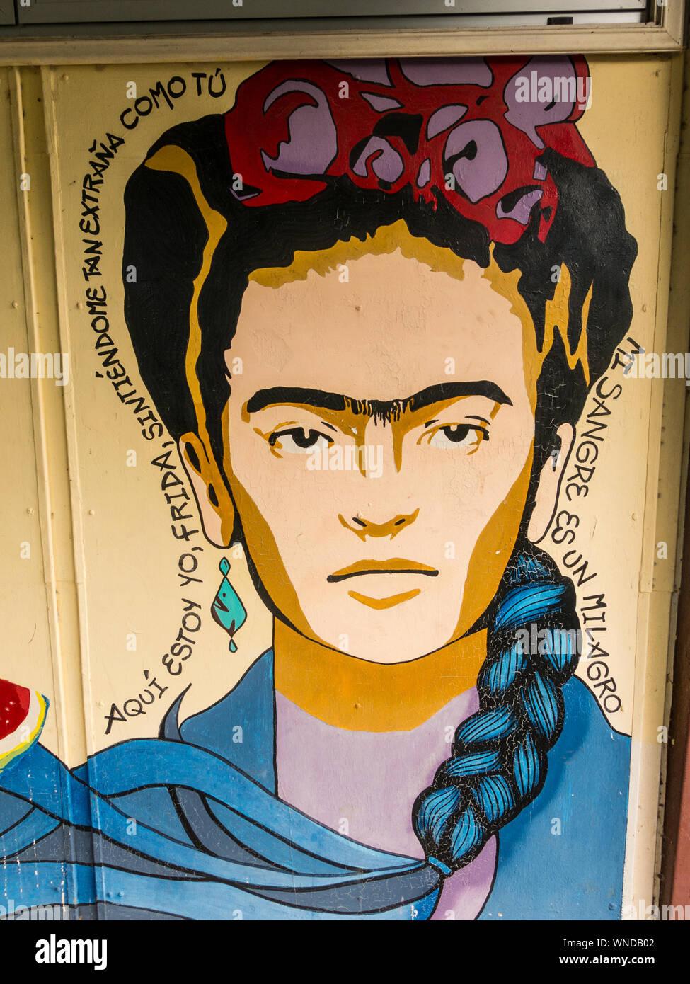 Frida Immagini Frida Fotos Stock Alamy