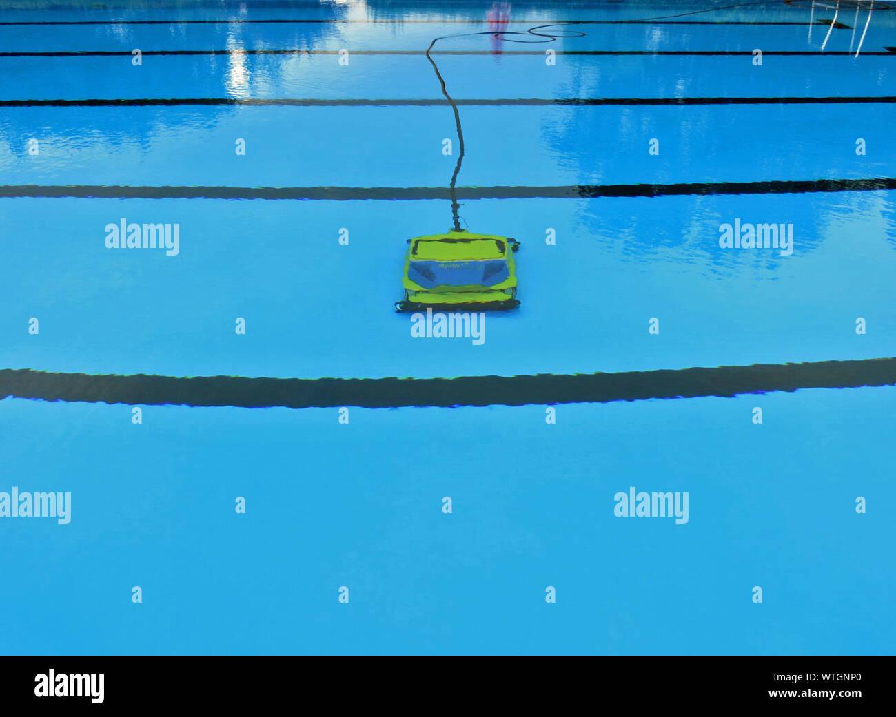 Polaris pulitore piscina hook up
