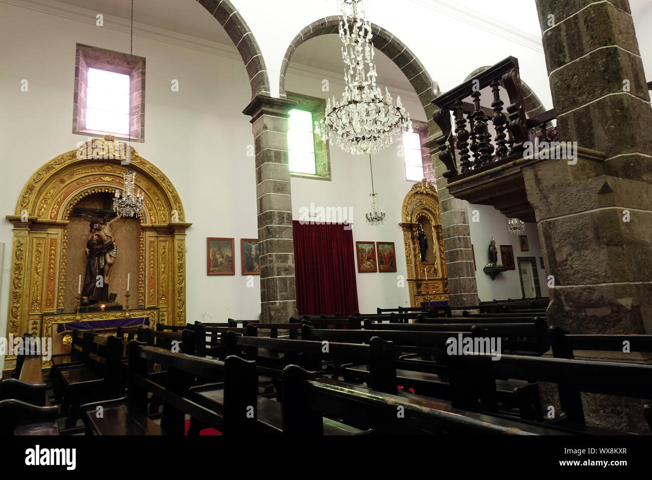 La chiesa di Nostra Signora della Misericordia Foto Stock