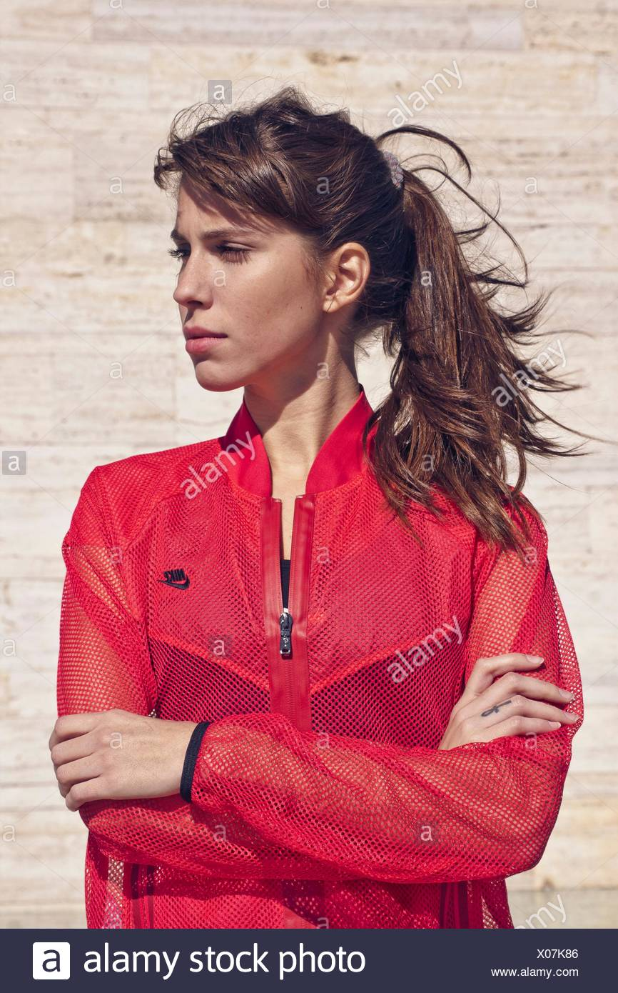 Sportive Clothes Immagini   Sportive Clothes Fotos Stock - Alamy a67d5a58ec1