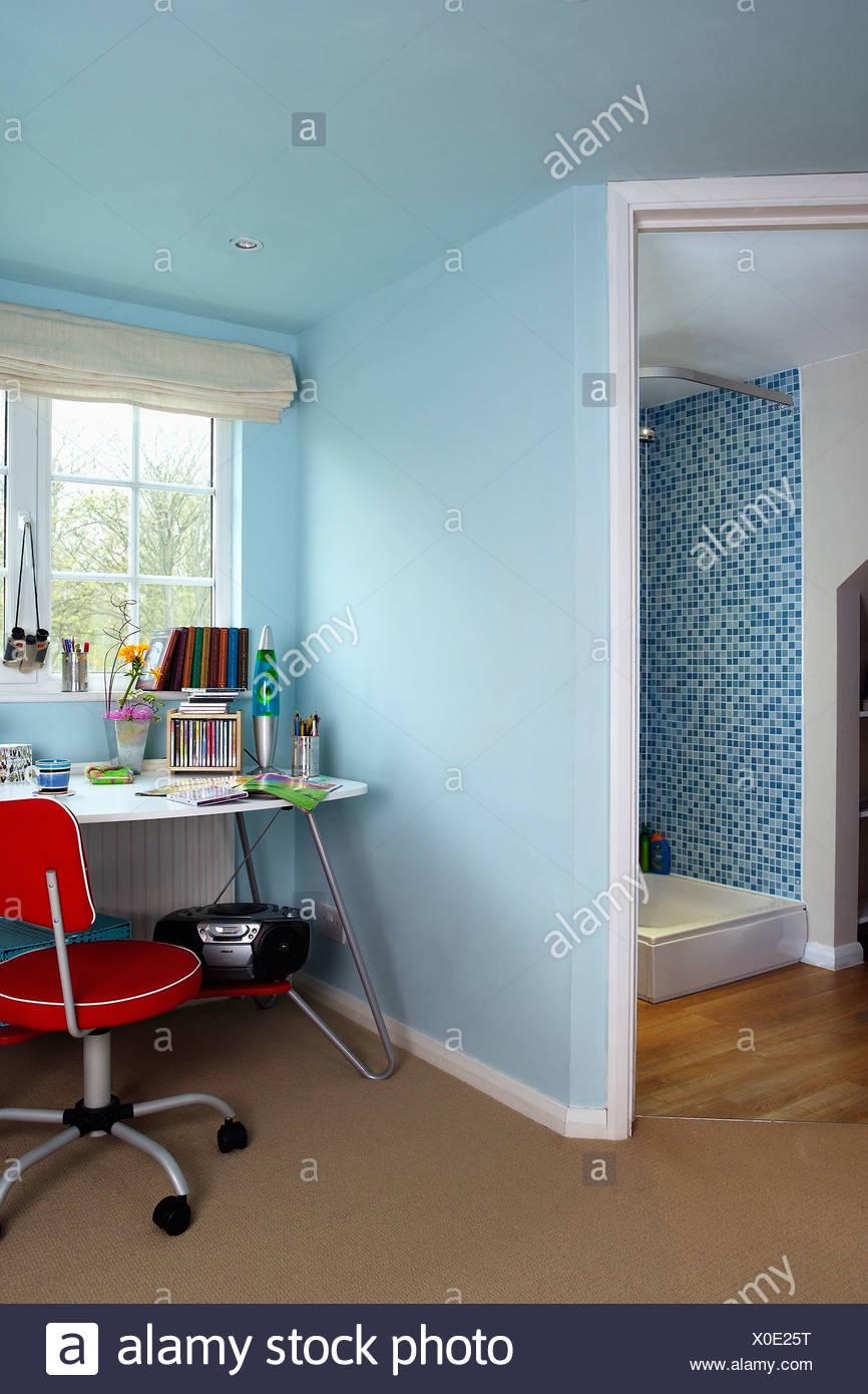 En Suite Shower Room Immagini & En Suite Shower Room Fotos Stock - Alamy