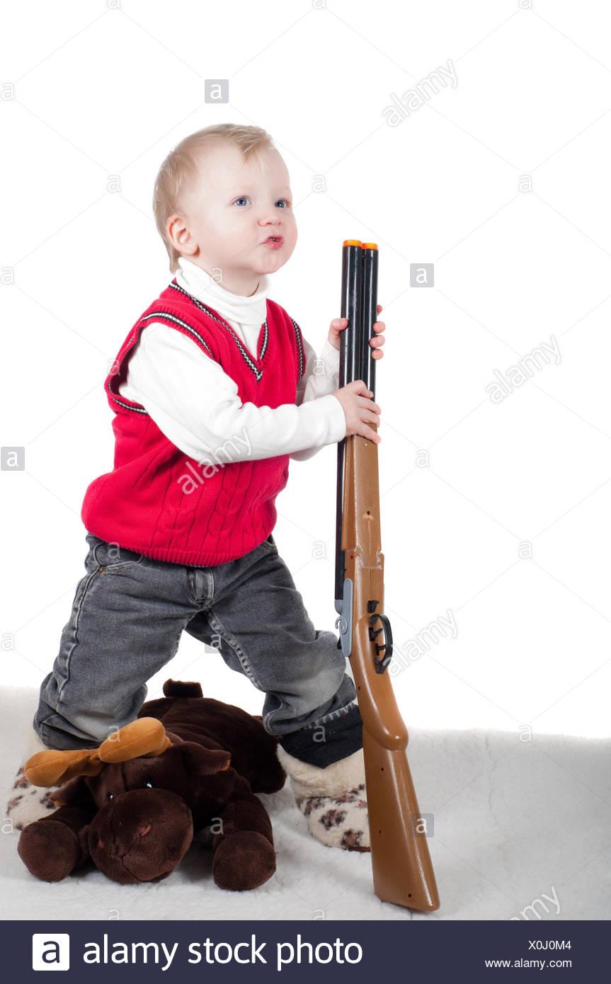 new arrivals ceed8 1a1c1 Hunter pistola giocattolo arma infanzia bambino gioco per ...
