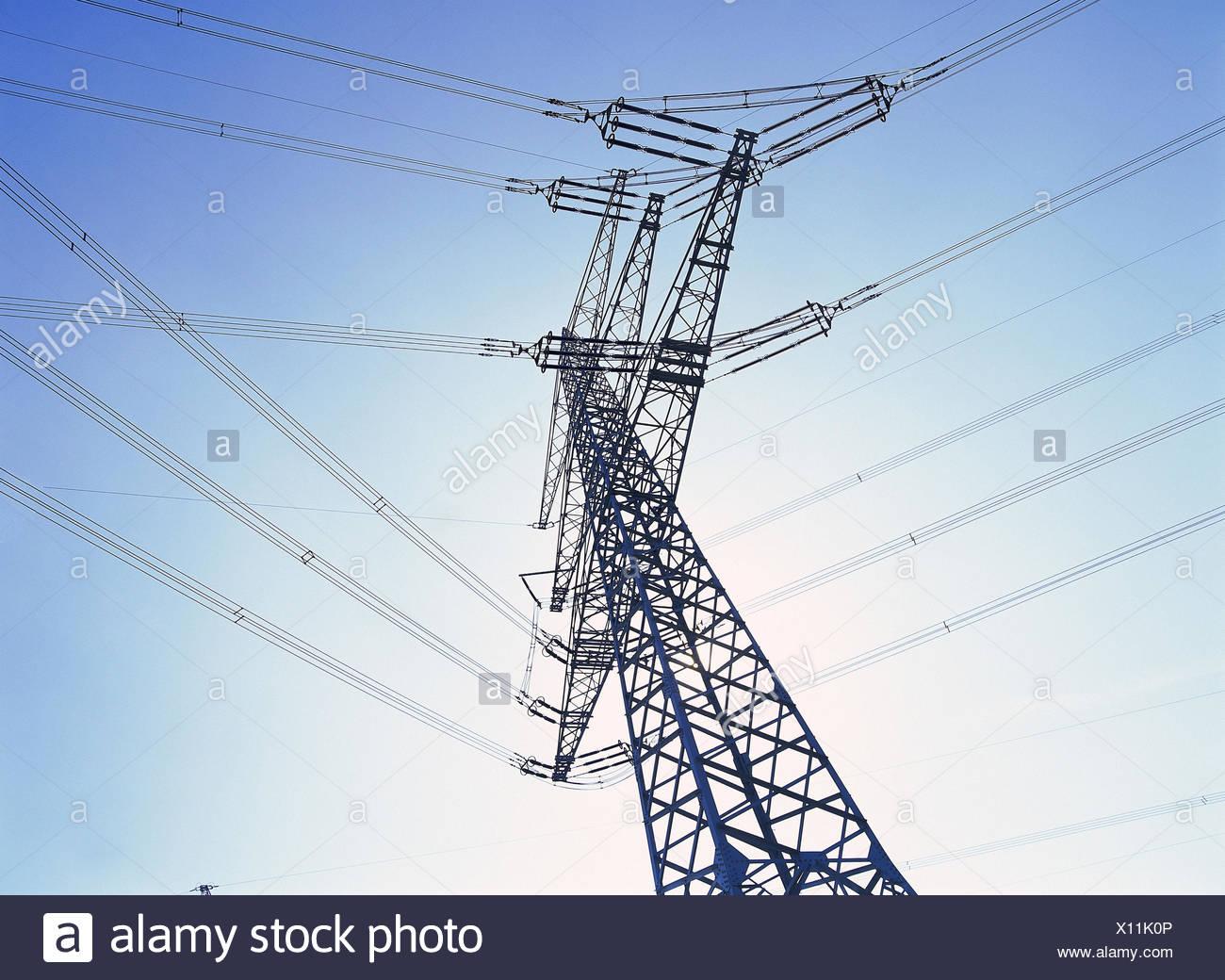 elettrica mortale volt