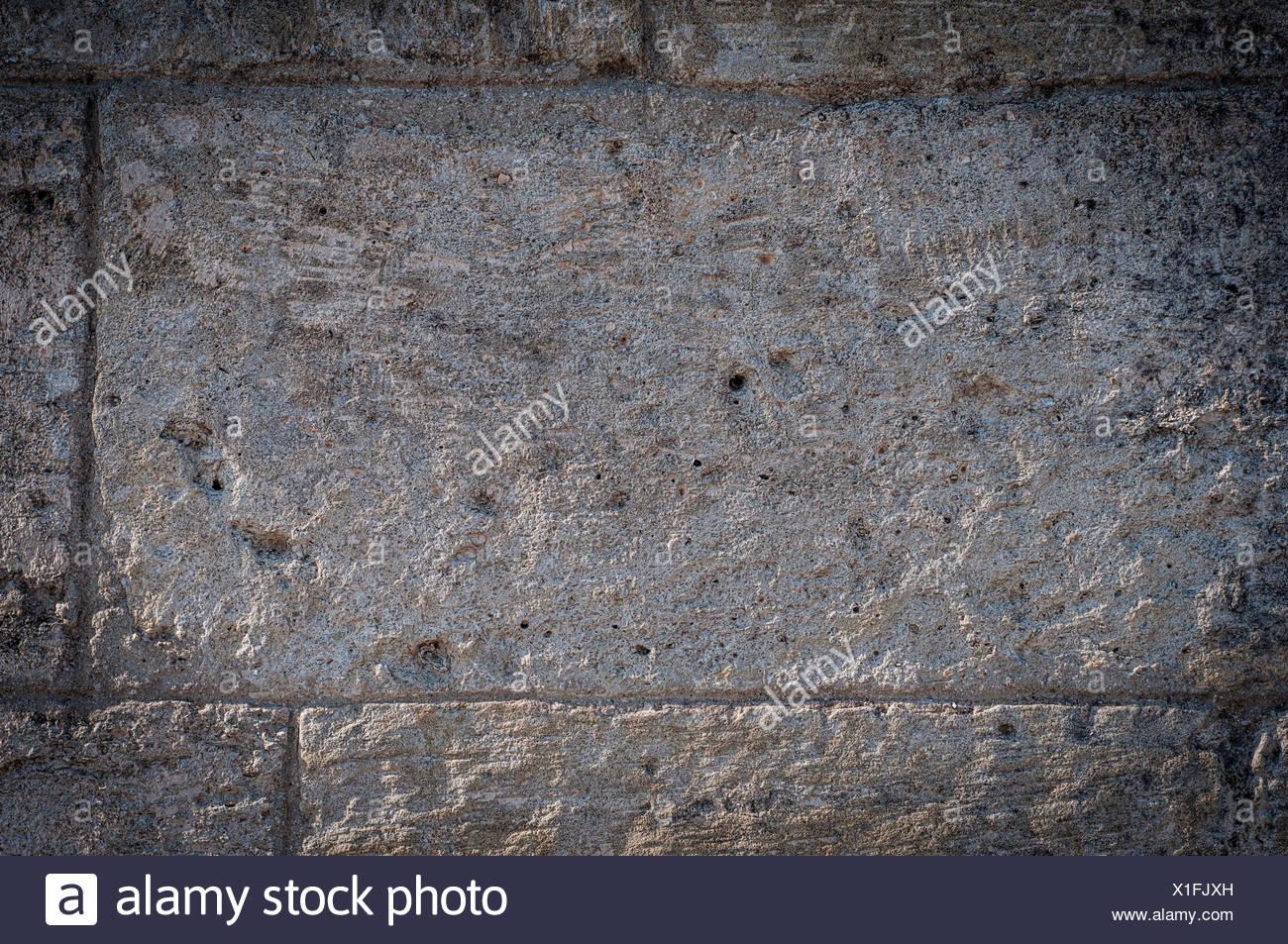 Texture di pietra beige Immagini Stock