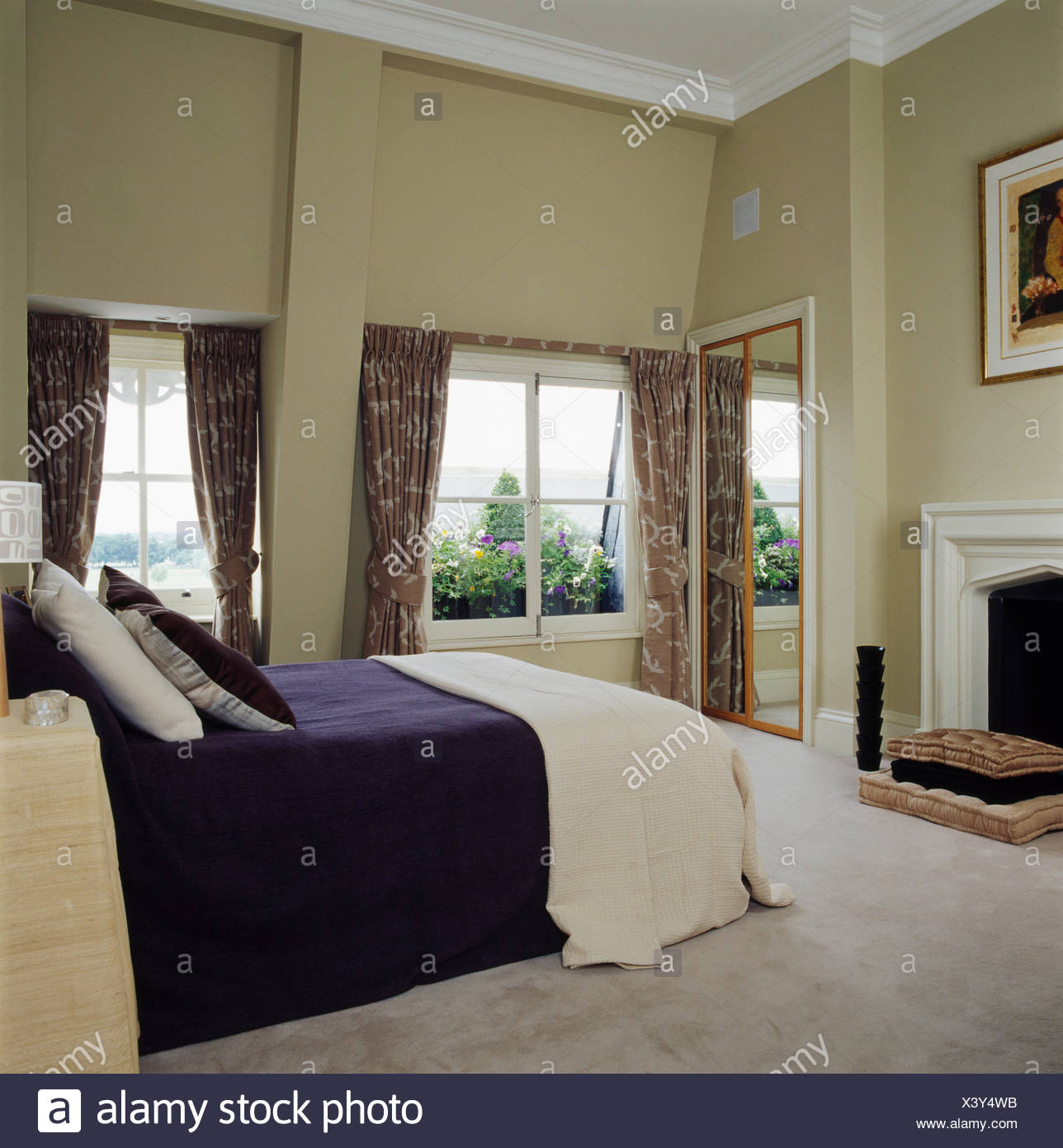 Camera soppalcata piova massaia casa stile inglese in - Camera da letto soppalcata ...