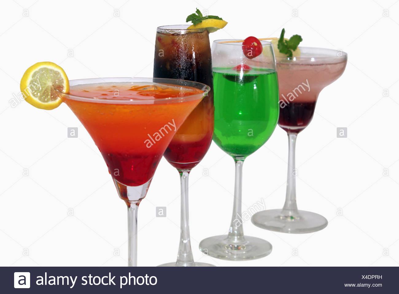 Mocktail, Pune, Maharashtra, India Immagini Stock