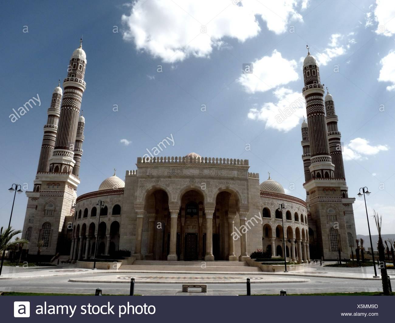 La Credenza Religiosa : Credenza religione islam moschea giovane yemen allah dio cielo