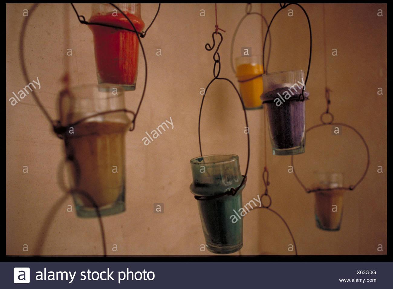 Il Colore Delle Candele.I Colori Delle Candele Decorazione Occhiali Est Glasswares