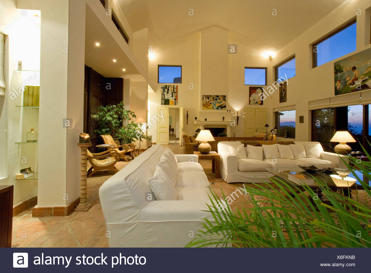 Double Height Living Room In Immagini & Double Height Living Room In ...