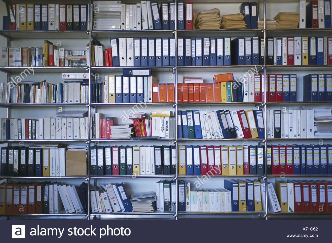 Organizzazione Ufficio : Scaffale ufficio cartella office scaffale mensola a muro da